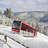 Sommerbergbahn im Winter - Wellnesurlaub im Rothfuss in Bad Wildbad machen