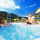Whirlpool im Hotel Rothfuss in Bad Wildbad